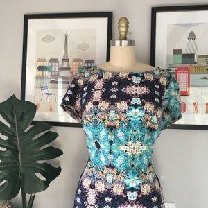 Xhilaration•Kaleidoscope Dress